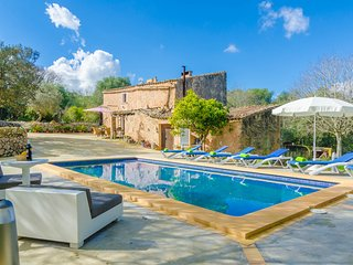 CAS POMER - Villa for 5 people in Costitx