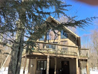 Lg Pocono Chalet -Great for Family/Friend Reunions, Lago Harmony