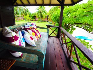 Villa Haapiti Beach by ENJOY VILLAS ( 6 Pax )