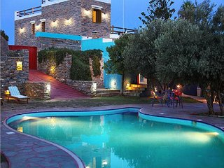 Villa ATHINA with private pool - Green Island Resort Kea