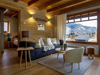 Apartamento Premium con jardín en Esterri d'Àneu, Esterri d'Aneu