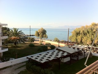 Chris studios & apartments (2 Bedroom Apartment with Partial Sea View), Corinth