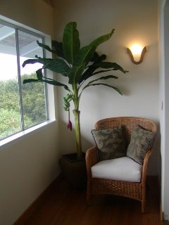 Private Sitting area upstairs