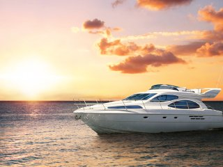 Yacht Dubai Marina, Dubai, UAE