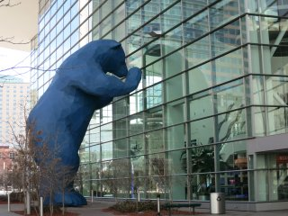 BLUE BEAR SUITE IN THE VERY HEART OF DENVER DOWNTOWN THEATER BUSINESS DISTRICT