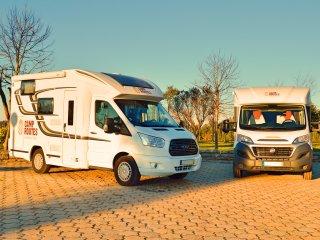 CampRoutes - Motorhome rental/ Aluguer de Autocaravanas Fiat#1