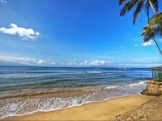 Breathtaking ocean views, ocean front 2 bed/2 bath, Wailuku
