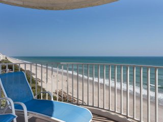 Best Views from our end-unit.  Convenient location., Satellite Beach