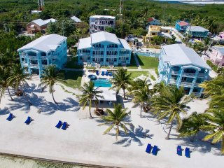 Beachfront with pool, bikes, kayaks & more!