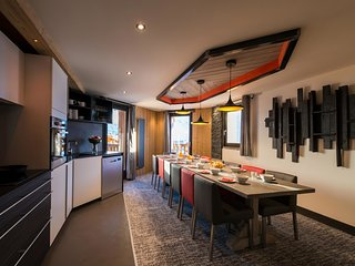 Apartment Soweto, Val Thorens