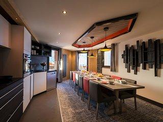 Apartment Soweto, Val Thorens