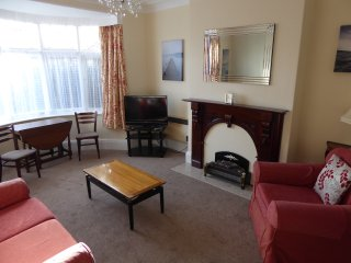 Beaumaris, Hamilton Apartments, ground floor apartment, Llandudno