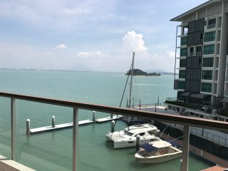 Gelugor Sea View Condo