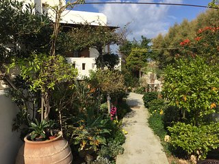 Villa Domenica private villa Plaka naxos