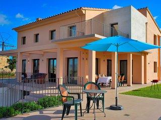 056 Can Picafort Villa Mallorca, Muro