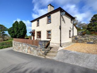 The Lodge (WAG443), Llanfaglan