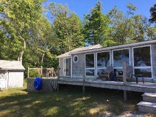 Knotty Pine Cottage on Seymour Pond