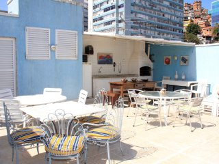 Penthouse 3 BDR -heart of Ipanema Cobertura BT