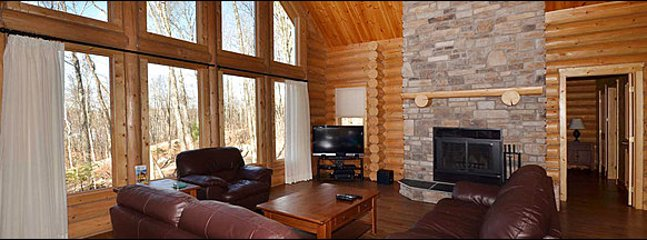 Chalet Deer Lodge (10 Ppl) (***********), Mont Tremblant