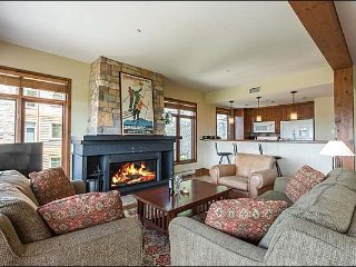 Perched Beside the Tremblant Pedestrian Village / 215816