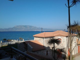 Chris studios & apartments (Studio Sea View 2), Corinth