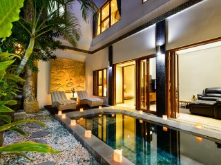 Beautiful 3BR villa in Legian, 300 meters from Double Six Beach!