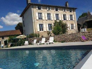 Magnifique Maison de Maître dans le Cantal
