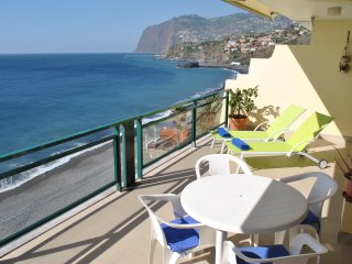 Penthouse apartment with ocean and mountain view, Funchal