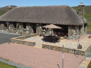 Thatched Cottage #15624.1, Uig