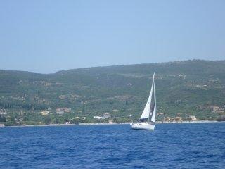 29ft. Jeanneau Sun Odyssey bare boat charter