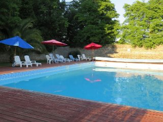 2 bedroom cottage with pool, Saint-Just-Luzac