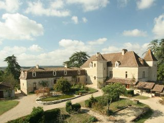 Historial  X1V Century Templar Stronghold Chateau