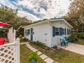 Crescent Beach Bungalow, Saint Augustine
