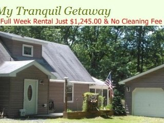My Tranquil Getaway & Pet Friendly TOO!!!, Greentown