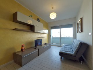 Bellissimo appartamento in condominio con spiaggia privata a Lido di Pomposa