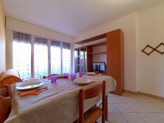 Appartamento in condominio sul mare con spiaggia privata a Lido di Pomposa