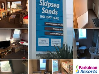 Skipsea Sands Caravan To Hire - 3 Bedroom / 8 Berth - Parkdean Holiday Site