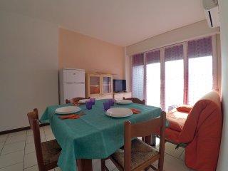 Appartamento con aria condizionata e spiaggia privata a Lido di Pomposa