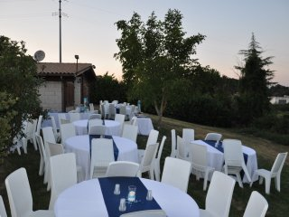 Villa con piscina a 5 minuti dal lago di Bolsena, Piansano