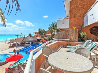 Ocean View Condo in Playacar  - Fishermens 228, Playa del Carmen