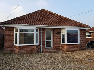 Ideal for a larger family holiday. A large chalet bungalow family accommodation., Rackheath