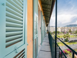 JEAN JAURES - Superb flat w/AC 2min walk to beach