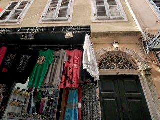 Mary's House Corfu | Main entrance