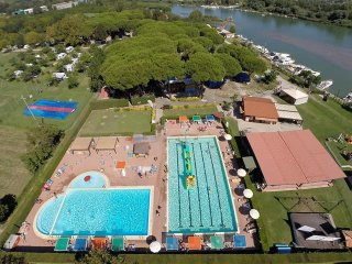 Holiday Chalet Camping River  La Spezia Italie