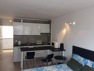 Modern apartment cala major