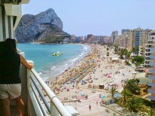 Calpe Apartamento 1Dorm 1Linea Playa de Levante