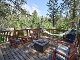 Yosemite Hotspot House