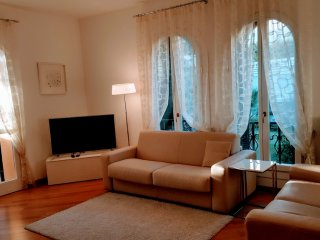 Luxury Apartment in Villa Mafalda! Private Parking