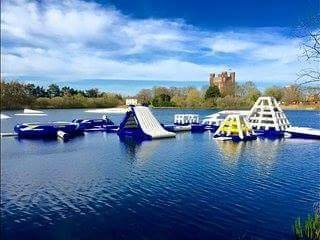 AQUAPARK £ 10 par session ouvre 28 à 30 Avril