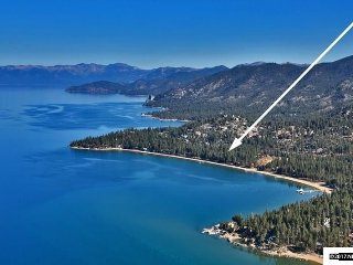 Lake Tahoe Paradise Townhome in Gated Community  on Marla Bay!, Zephyr Cove